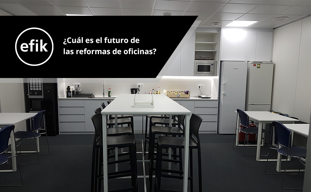 Reformas de Oficinas, ¿Cuál es su futuro?