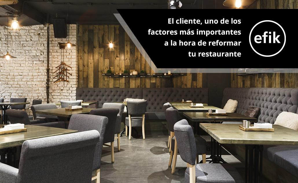 Cómo hacer la reforma de restaurante perfecta
